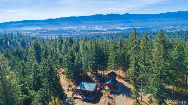520 Horizon Ridge Dr, Cle Elum, WA 98922 (#1376458) :: Kwasi Bowie and Associates