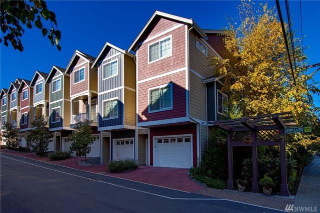 4801 214th Lane SW #5, Mountlake Terrace, WA 98043 (#1376826) :: KW North Seattle