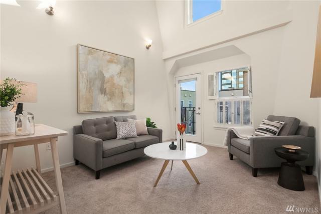 425 Vine St #726, Seattle, WA 98121 (#1376868) :: Ben Kinney Real Estate Team
