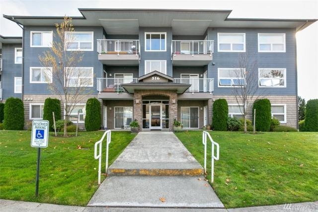 516 Darby Dr #216, Bellingham, WA 98226 (#1376895) :: Real Estate Solutions Group