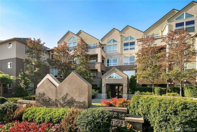 615 6th St #403, Kirkland, WA 98033 (#1376920) :: Tribeca NW Real Estate