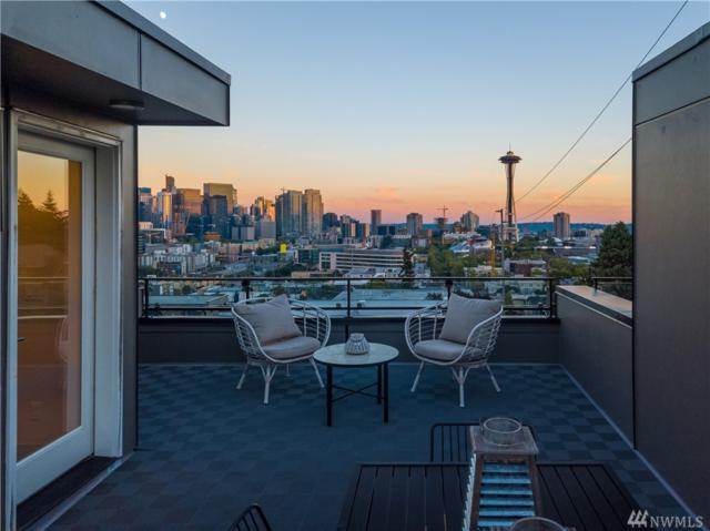 1128 5th Ave N, Seattle, WA 98109 (#1376935) :: Ben Kinney Real Estate Team
