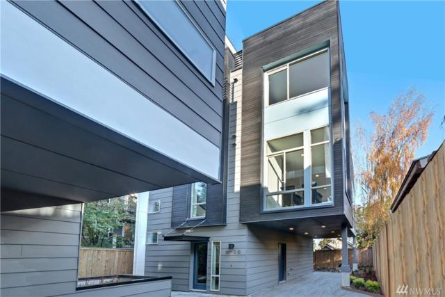 2110-C 2nd Ave N, Seattle, WA 98109 (#1376940) :: Icon Real Estate Group