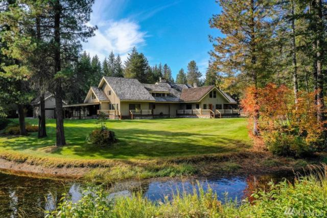 13988 Chiwawa Lp, Leavenworth, WA 98826 (#1376992) :: The Craig McKenzie Team