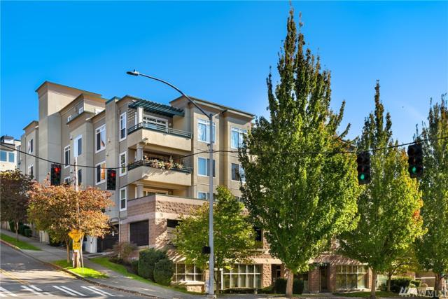 8760 Greenwood Ave N #408, Seattle, WA 98103 (#1377004) :: Northern Key Team