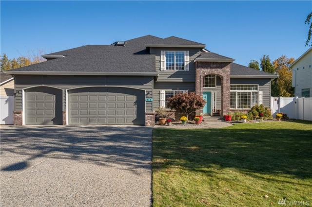 411 Canyon Place, Wenatchee, WA 98801 (#1377005) :: Real Estate Solutions Group