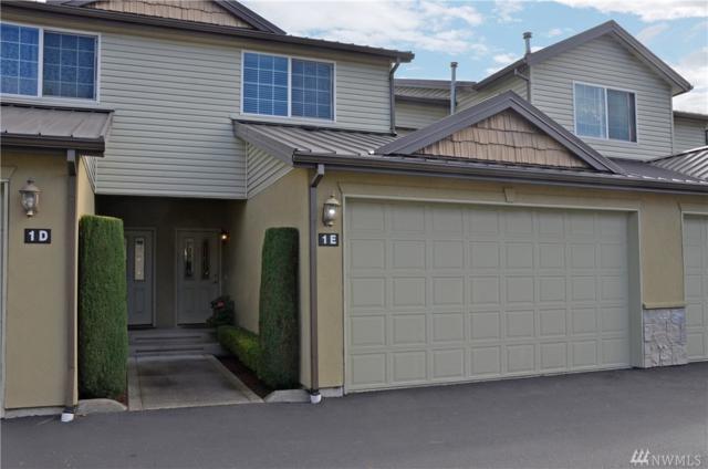 418 17th St SE 1E, Auburn, WA 98002 (#1377030) :: Ben Kinney Real Estate Team