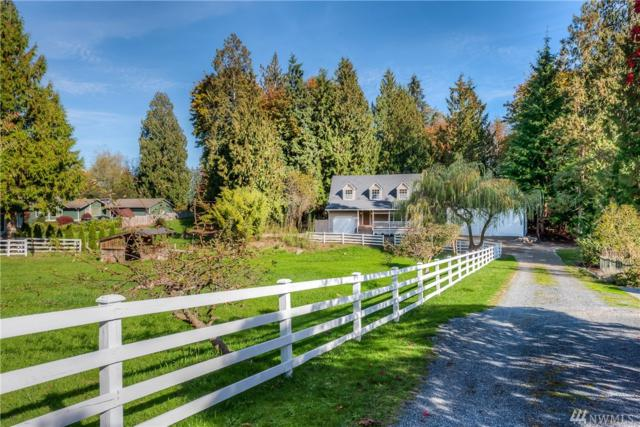 207 103rd Ave SE, Lake Stevens, WA 98258 (#1377085) :: Kwasi Bowie and Associates