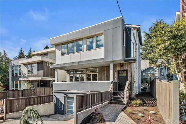 4027 Latona Ave NE, Seattle, WA 98105 (#1377098) :: Ben Kinney Real Estate Team