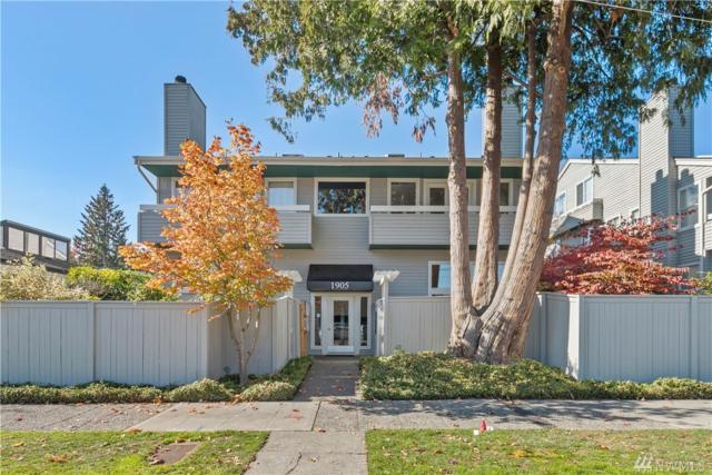 1905 42nd Ave E #4, Seattle, WA 98112 (#1377113) :: Ben Kinney Real Estate Team