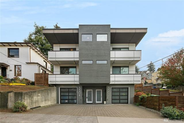 5504 4th Ave NW, Seattle, WA 98107 (#1377167) :: Kwasi Bowie and Associates