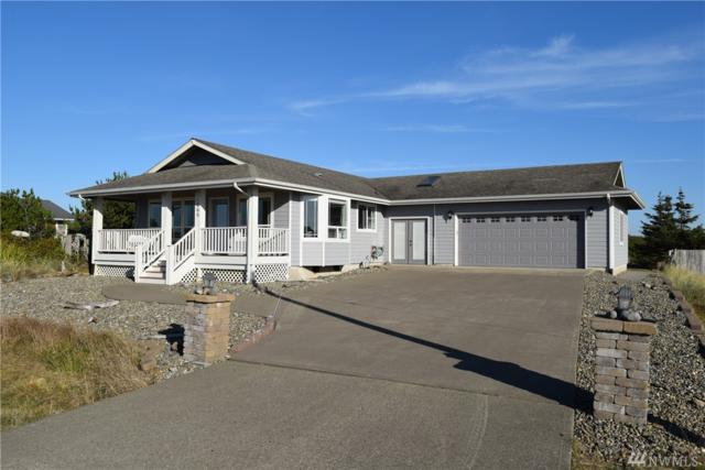 1060 Greenview Ave SW, Ocean Shores, WA 98569 (#1377228) :: Kwasi Bowie and Associates