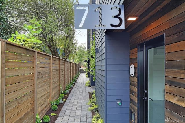 713-B Mlk Jr Wy, Seattle, WA 98122 (#1377239) :: Kwasi Bowie and Associates