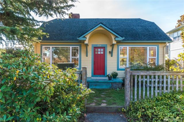 1501 9th St, Anacortes, WA 98221 (#1377302) :: Commencement Bay Brokers