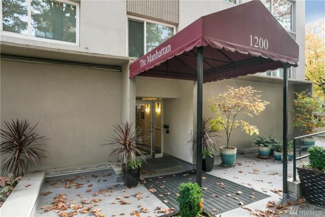 1200 Boylston Ave #303, Seattle, WA 98101 (#1377344) :: Real Estate Solutions Group