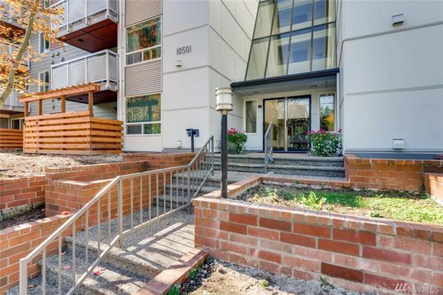 10501 8th Ave NE #411, Seattle, WA 98125 (#1377445) :: Icon Real Estate Group