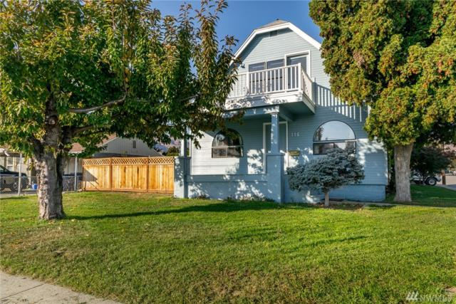 116 S Wilson St, Wenatchee, WA 98801 (#1377446) :: Real Estate Solutions Group