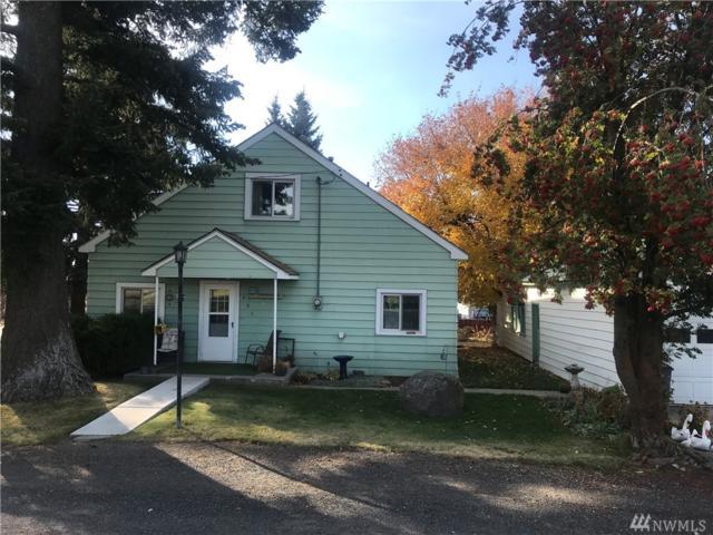 801 Lincoln, Davenport, WA 99122 (#1377487) :: Chris Cross Real Estate Group