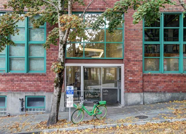 66 Bell St #55, Seattle, WA 98121 (#1377488) :: Five Doors Real Estate