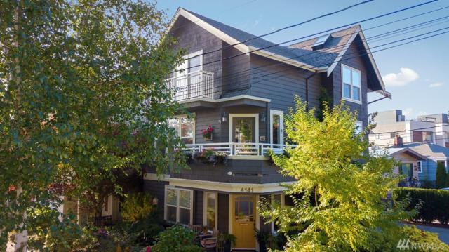 4141 Chilberg Ave SW, Seattle, WA 98116 (#1377692) :: Icon Real Estate Group