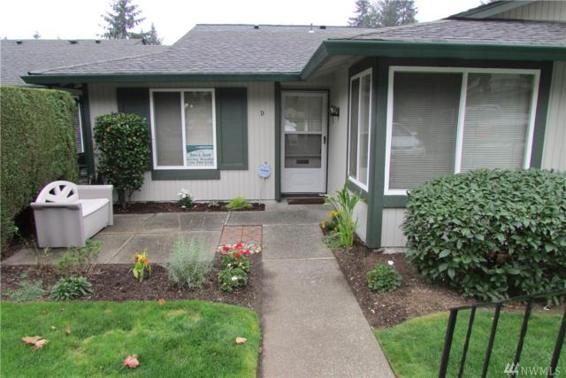 509 S 323rd Place D12, Federal Way, WA 98003 (#1377728) :: The Home Experience Group Powered by Keller Williams