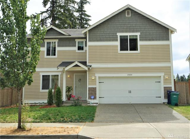 2404 Redwood Ct SE, Auburn, WA 98092 (#1377783) :: Real Estate Solutions Group