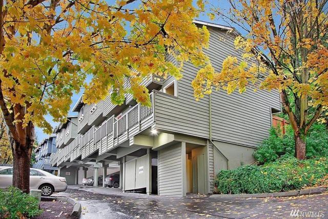 301 W Raye St #208, Seattle, WA 98119 (#1377899) :: Icon Real Estate Group
