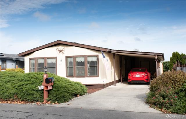 325 N 5th Ave #11, Sequim, WA 98382 (#1377956) :: McAuley Real Estate