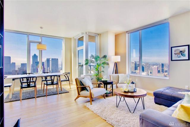 1321 Seneca St #1806, Seattle, WA 98101 (#1378255) :: The DiBello Real Estate Group