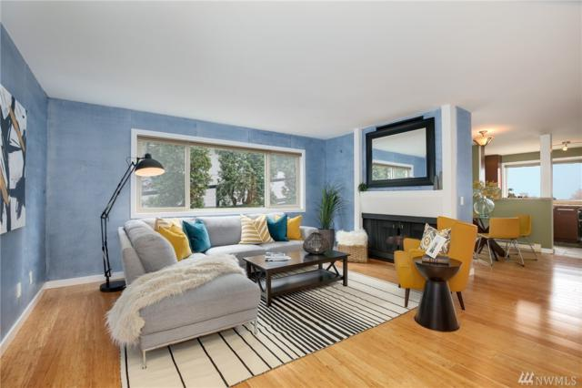 812 N 42nd St #101, Seattle, WA 98103 (#1378271) :: Kwasi Bowie and Associates