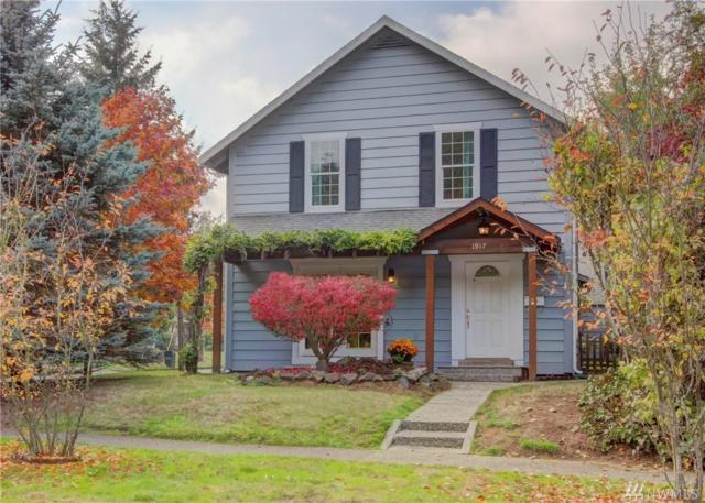 1917 Franklin St SE, Olympia, WA 98501 (#1378426) :: Icon Real Estate Group
