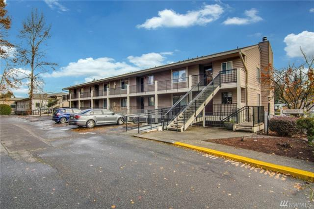 20101 61st Place W E105, Lynnwood, WA 98036 (#1378481) :: Real Estate Solutions Group