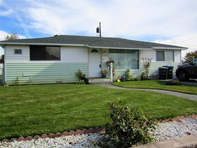 1509 N Daniel St, Moses Lake, WA 98837 (#1378611) :: Real Estate Solutions Group