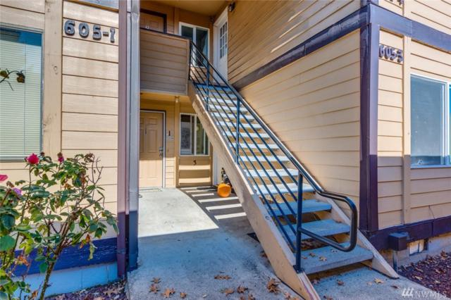605 SE 121st Ave #3, Vancouver, WA 98683 (#1378880) :: Icon Real Estate Group
