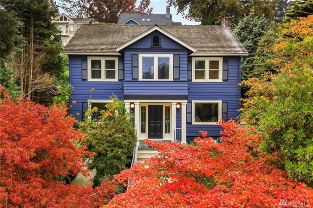 1233 Mcgilvra Blvd E, Seattle, WA 98112 (#1379050) :: Ben Kinney Real Estate Team
