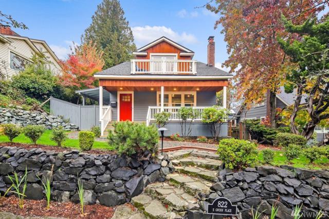 822 E Gwinn Place, Seattle, WA 98102 (#1379117) :: Kimberly Gartland Group