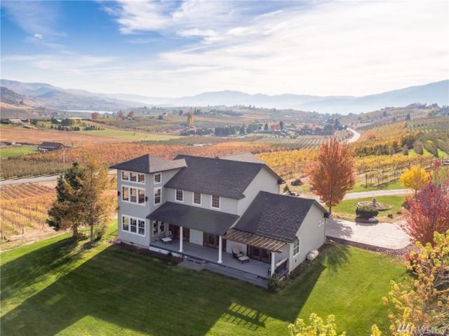 75 Lookout Ridge Lane, Manson, WA 98831 (#1379170) :: Keller Williams Realty