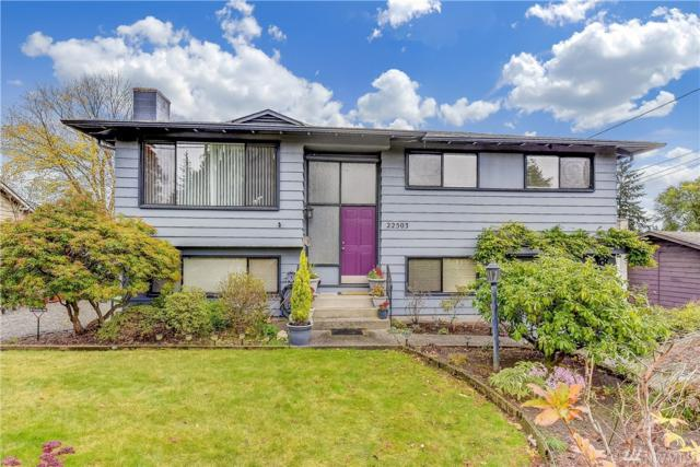 22503 42nd Place W, Mountlake Terrace, WA 98043 (#1379486) :: The Home Experience Group Powered by Keller Williams