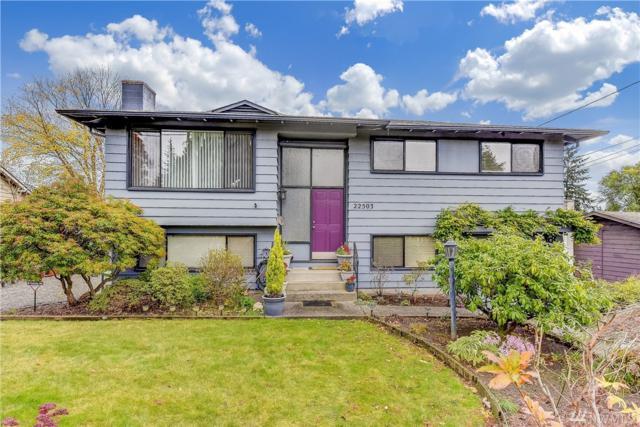 22503 42nd Place W, Mountlake Terrace, WA 98043 (#1379486) :: Kimberly Gartland Group