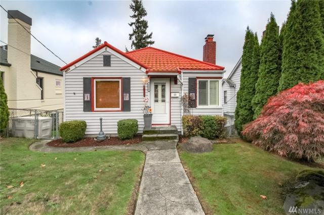 4006 35th Ave SW, Seattle, WA 98126 (#1379572) :: The DiBello Real Estate Group