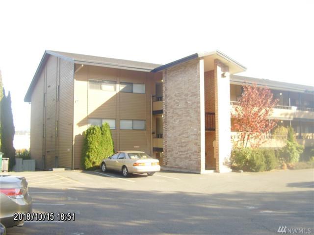 11600 Rainier Ave S #305, Seattle, WA 98178 (#1379708) :: McAuley Real Estate