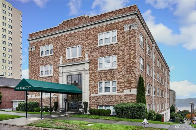 301 N Tacoma Ave #307, Tacoma, WA 98403 (#1379938) :: Icon Real Estate Group