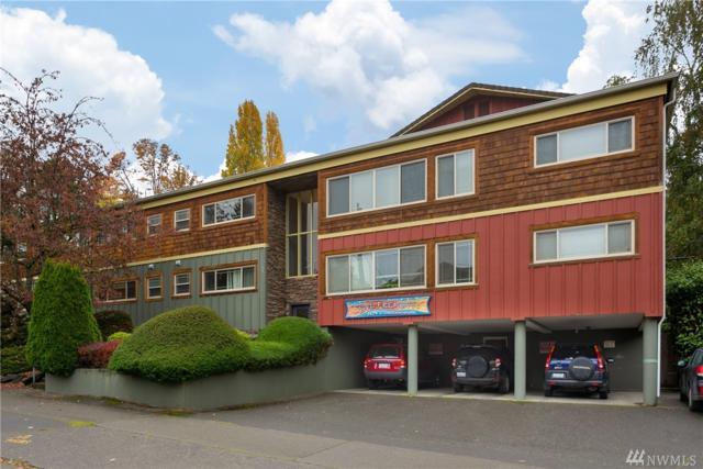 3636 Evanston Ave N #13, Seattle, WA 98103 (#1379946) :: Alchemy Real Estate