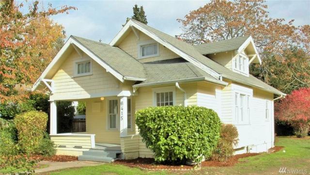 6415 S Mason Ave, Tacoma, WA 98409 (#1380120) :: Kimberly Gartland Group