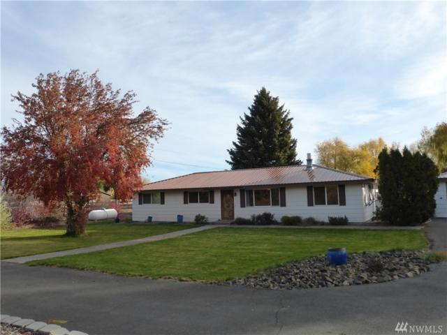2200 Wilson Creek Rd, Ellensburg, WA 98926 (#1380361) :: Homes on the Sound
