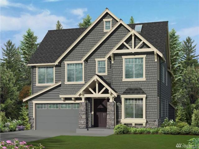 1498-(Lot 4) Elk Run Place SE, North Bend, WA 98045 (#1380537) :: Kimberly Gartland Group