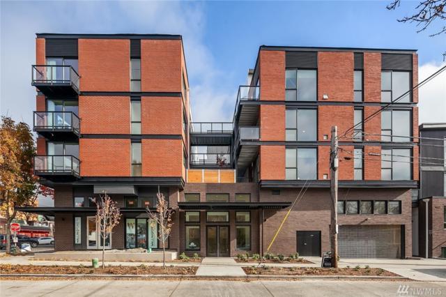 1601 N 45th St #405, Seattle, WA 98103 (#1380550) :: Icon Real Estate Group