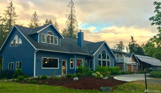 1799 Happy Valley Rd, Sequim, WA 98382 (#1380621) :: Keller Williams Realty Greater Seattle