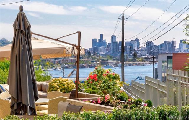 3900 2nd Ave NE #201, Seattle, WA 98105 (#1380749) :: Icon Real Estate Group