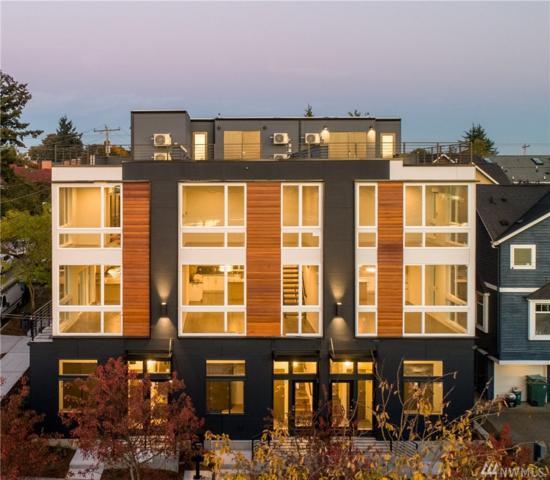 174 17th Ave, Seattle, WA 98122 (#1380774) :: Keller Williams Western Realty